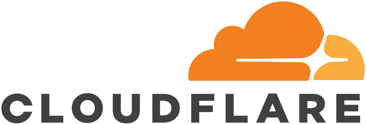 Logo of Cloudflare