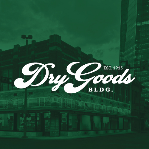Logo of Dry Goods Building