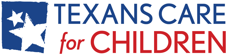 Texans Care for Children Logo