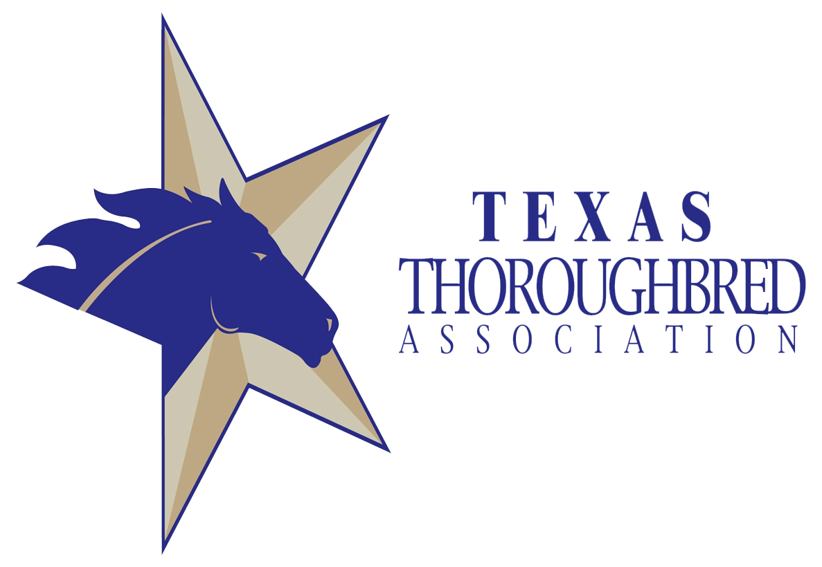 Logo of Texas Thoroughbred Association