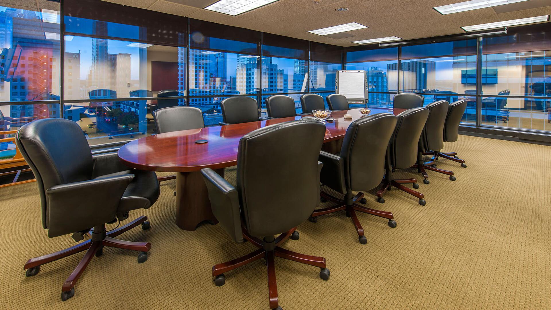 823 Congress Office Building Interior