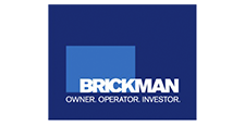 Logo of Brickman