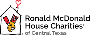 Logo of Ronald McDonald House Charities of Central Texas