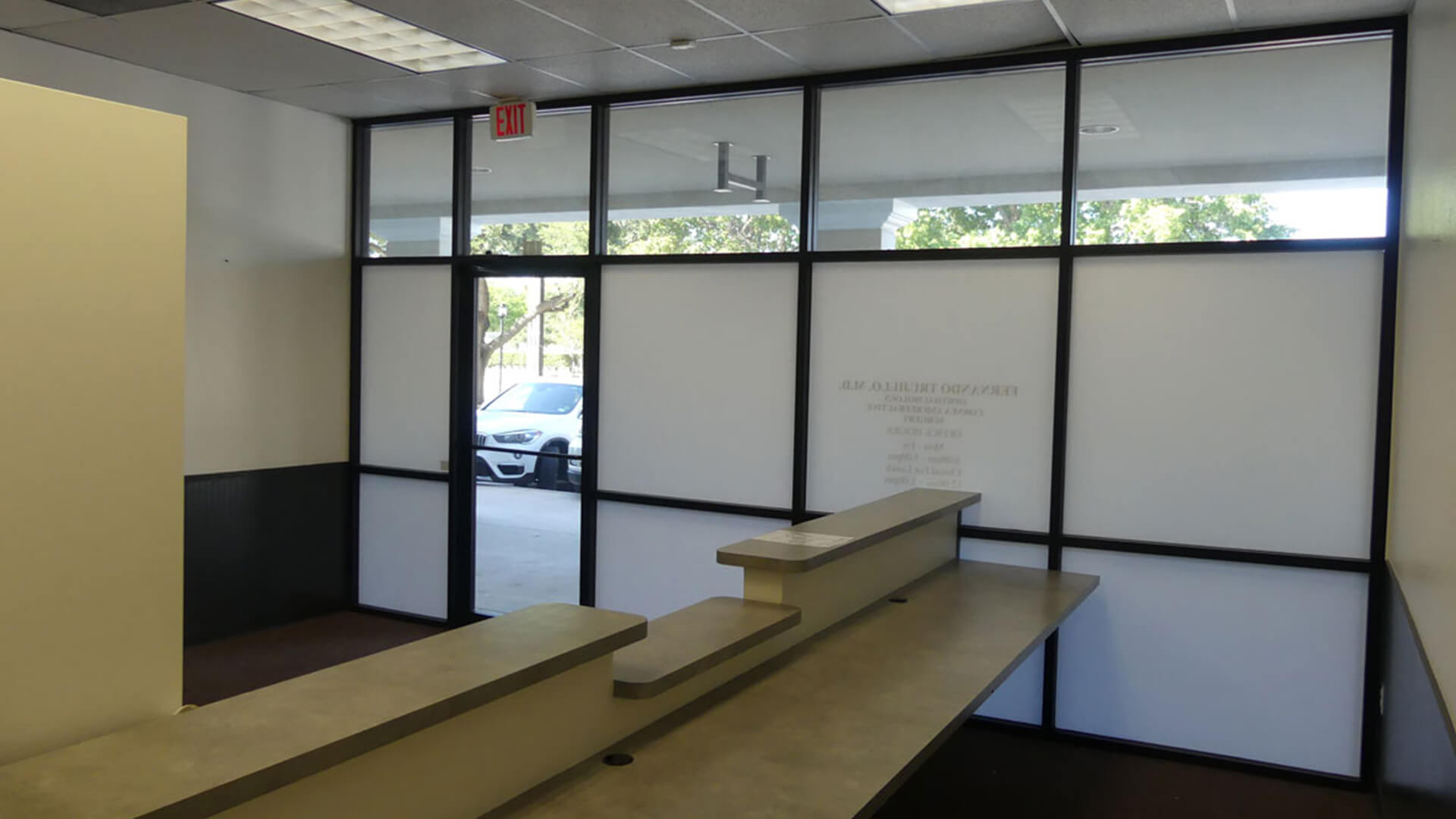 The Shops at Lincoln Heights Interior Office Space