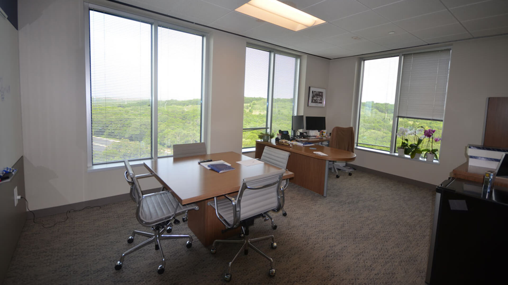 The Terrace 6 Office Interior View